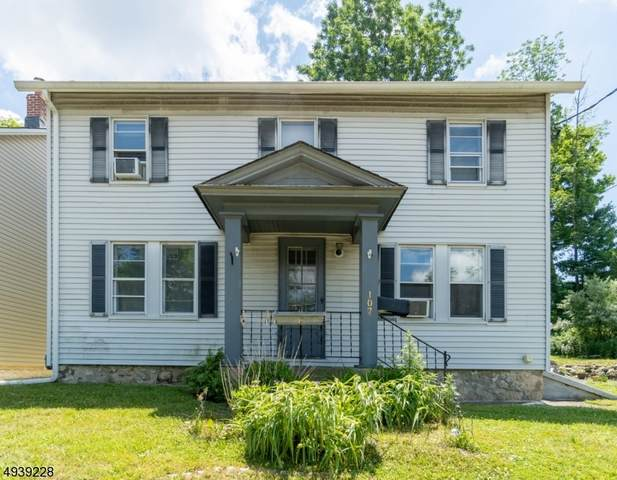 107 Main St, Netcong Boro, NJ 07857 (MLS #3648063) :: Zebaida Group at Keller Williams Realty