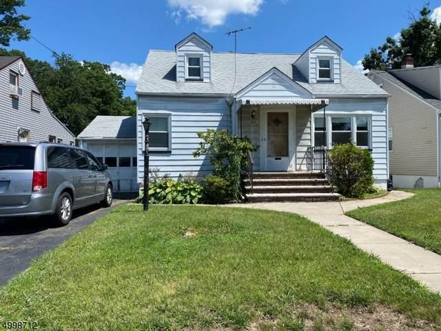 677 Palisade Rd, Union Twp., NJ 07083 (MLS #3648113) :: Coldwell Banker Residential Brokerage