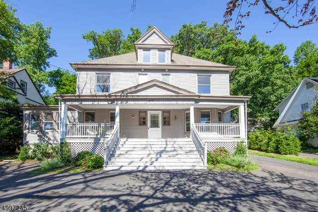 570 Up Mountain Ave 1, Montclair Twp., NJ 07043 (MLS #3648181) :: The Lane Team