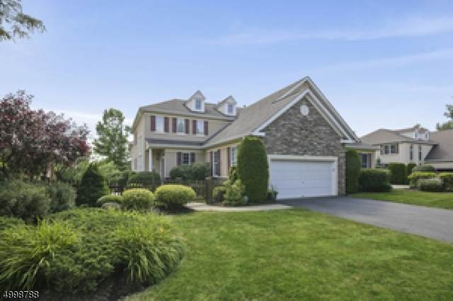 14 Dickerson Ct, Chester Twp., NJ 07930 (MLS #3648245) :: The Lane Team