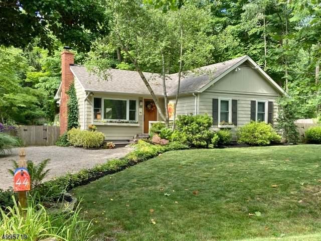 44 Water Street, Tewksbury Twp., NJ 08833 (MLS #3648347) :: Coldwell Banker Residential Brokerage