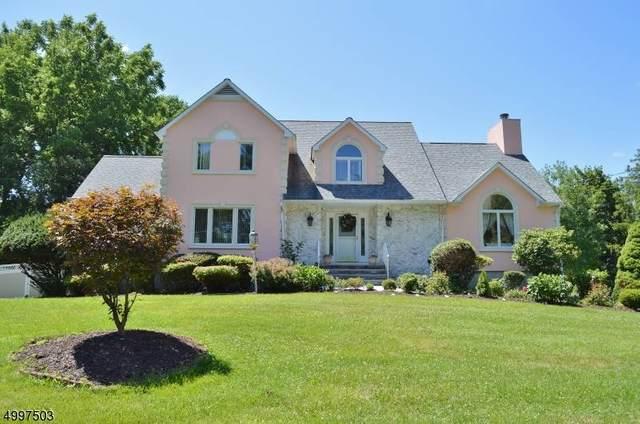 22 Colonial Way, East Hanover Twp., NJ 07936 (MLS #3648445) :: RE/MAX Select