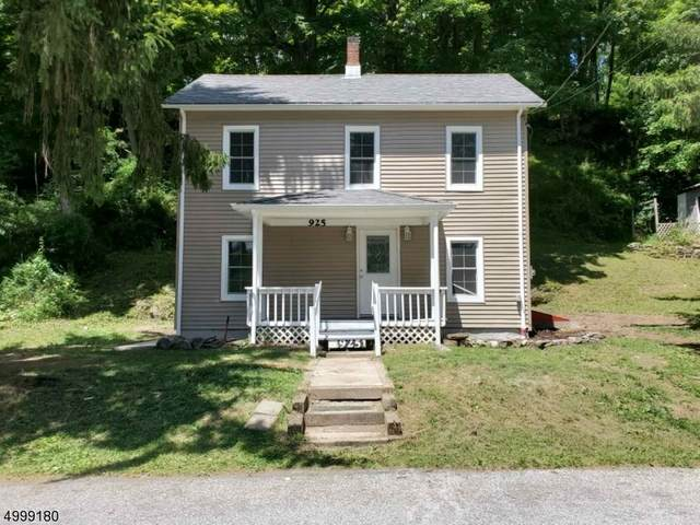 925 Wall St, Stillwater Twp., NJ 07860 (MLS #3648548) :: The Sikora Group