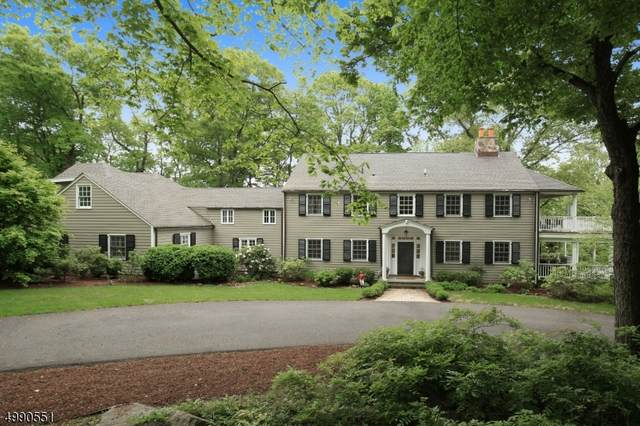 303 Hardscrabble Rd, Bernardsville Boro, NJ 07924 (MLS #3648575) :: RE/MAX Select