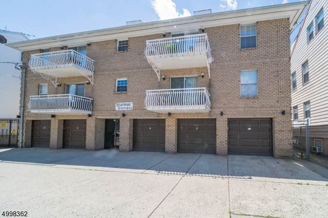 272 Walnut St 11A, Newark City, NJ 07105 (MLS #3648644) :: The Lane Team