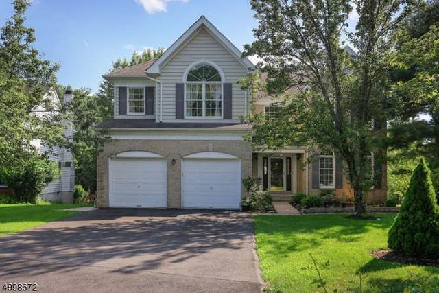 63 Ramapo Dr, Bernards Twp., NJ 07920 (MLS #3649032) :: The Lane Team