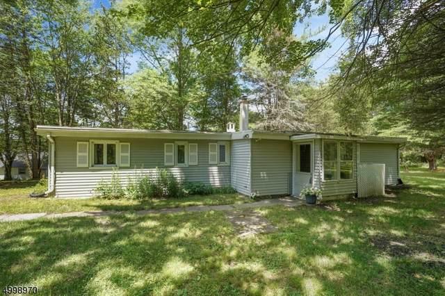 16 Hill Rd, Montague Twp., NJ 07827 (MLS #3649363) :: William Raveis Baer & McIntosh