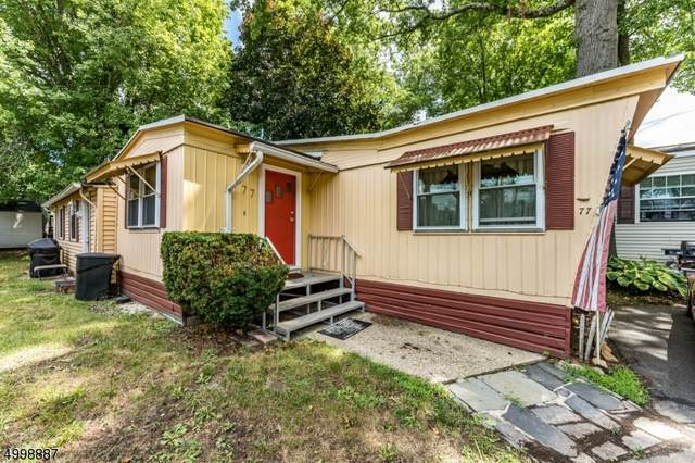 600 Pulis Ave #77, Mahwah Twp., NJ 07430 (MLS #3649753) :: Weichert Realtors