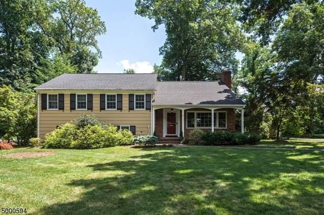 73 Crest Dr, Berkeley Heights Twp., NJ 07901 (MLS #3649834) :: Team Francesco/Christie's International Real Estate