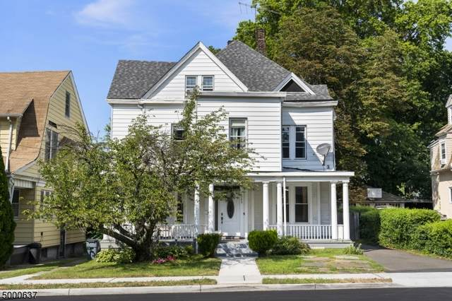 383 Hillside Ave, City Of Orange Twp., NJ 07050 (MLS #3649875) :: The Karen W. Peters Group at Coldwell Banker Realty