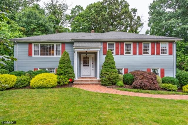 145 Knollwood Dr, New Providence Boro, NJ 07974 (MLS #3649933) :: Zebaida Group at Keller Williams Realty