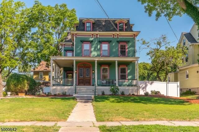 322 Park Street, Westfield Town, NJ 07090 (MLS #3650016) :: The Karen W. Peters Group at Coldwell Banker Realty