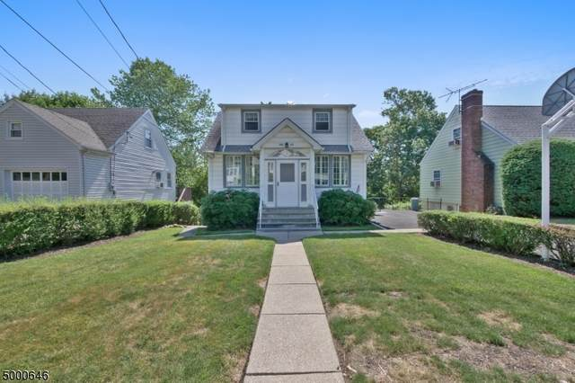 56 Roosevelt Ave, West Orange Twp., NJ 07052 (MLS #3650071) :: The Lane Team