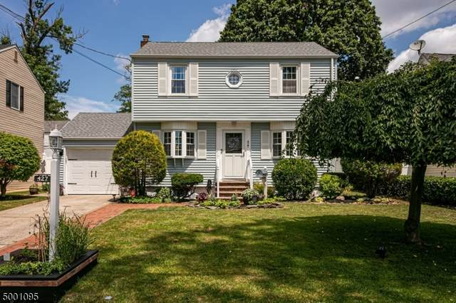 427 Orchard St, Rahway City, NJ 07065 (MLS #3650287) :: RE/MAX Select