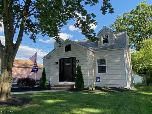 549 Passaic Ave, Kenilworth Boro, NJ 07033 (MLS #3650392) :: The Dekanski Home Selling Team