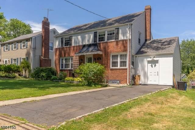 761 W Inman Ave, Rahway City, NJ 07065 (MLS #3650417) :: RE/MAX Select