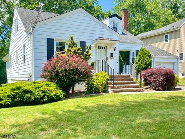26 Montgomery Rd, Livingston Twp., NJ 07039 (MLS #3650607) :: RE/MAX Select