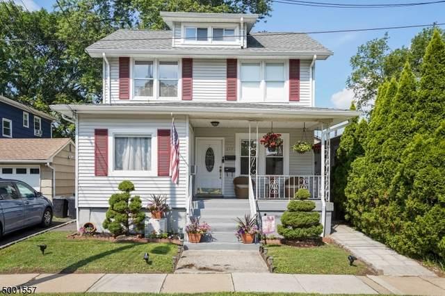 246 N 10Th St, Kenilworth Boro, NJ 07033 (MLS #3650718) :: The Dekanski Home Selling Team