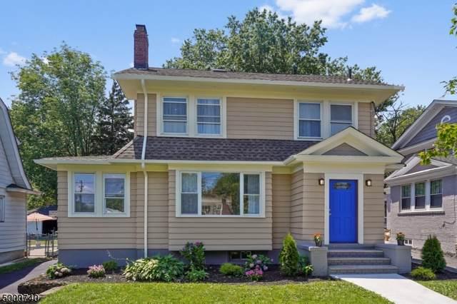 134 Parker Ave, Maplewood Twp., NJ 07040 (MLS #3650747) :: Coldwell Banker Residential Brokerage