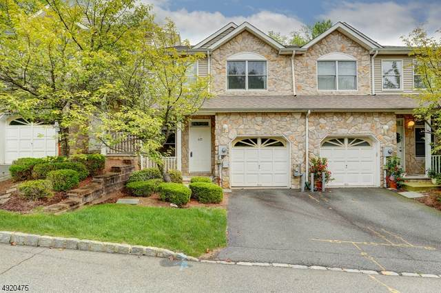609 Old Dover Rd, Parsippany-Troy Hills Twp., NJ 07950 (MLS #3650857) :: The Lane Team