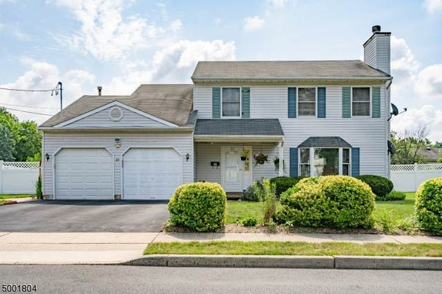 89 Marcy St, Franklin Twp., NJ 08873 (MLS #3650960) :: REMAX Platinum