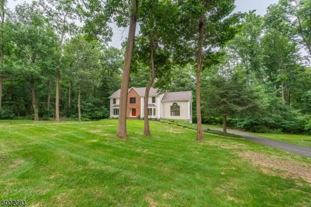 79 Melrose Dr, Chester Twp., NJ 07930 (MLS #3651181) :: The Karen W. Peters Group at Coldwell Banker Realty