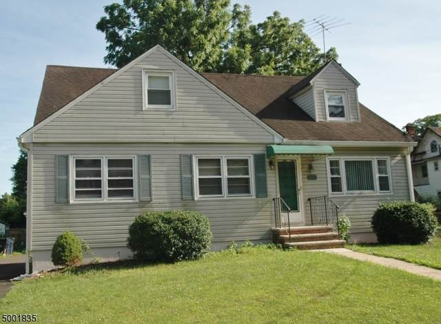 1208 Putnam Ave, Plainfield City, NJ 07060 (MLS #3651209) :: REMAX Platinum
