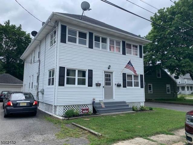23 Merriam Ave, Newton Town, NJ 07860 (MLS #3651265) :: The Sikora Group