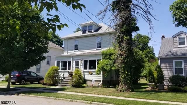 137 E Prospect St, Hackettstown Town, NJ 07840 (MLS #3651445) :: The Sikora Group