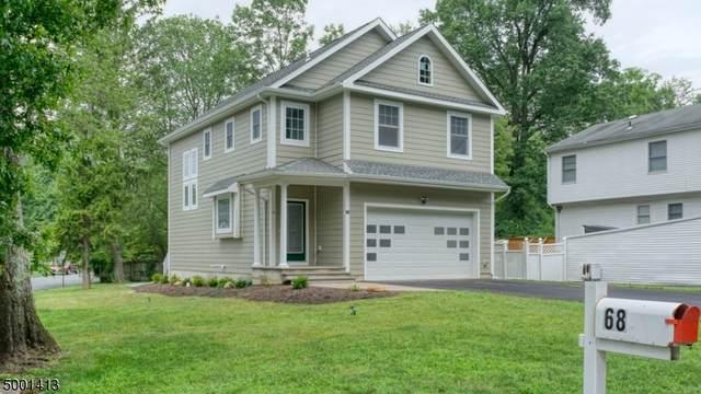 68 W Hobart Gap Rd, Livingston Twp., NJ 07039 (#3651520) :: NJJoe Group at Keller Williams Park Views Realty