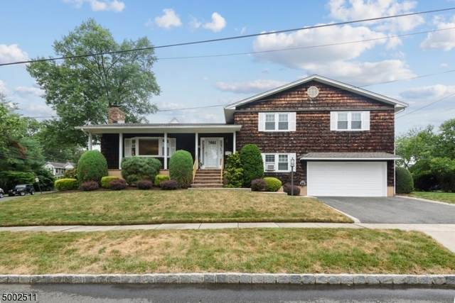 4 Maple Pl, Nutley Twp., NJ 07110 (MLS #3651545) :: Weichert Realtors