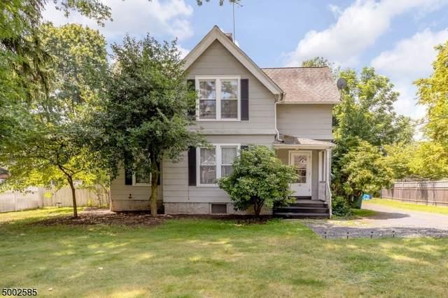 45 N Martine Ave, Fanwood Boro, NJ 07023 (MLS #3651595) :: The Dekanski Home Selling Team