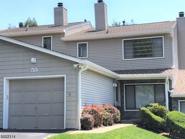53 Glen View Dr, West Orange Twp., NJ 07052 (MLS #3651699) :: Team Francesco/Christie's International Real Estate
