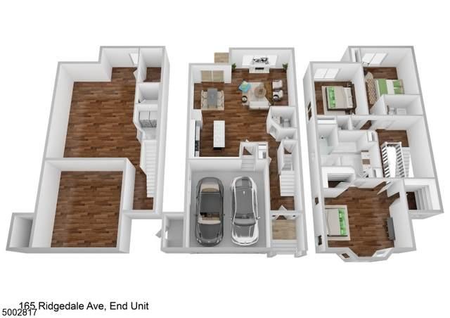 165 Ridgedale Ave #7, Florham Park Boro, NJ 07932 (MLS #3651809) :: RE/MAX Select