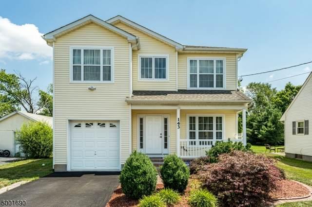 143 Oak St, Bridgewater Twp., NJ 08807 (#3651822) :: NJJoe Group at Keller Williams Park Views Realty