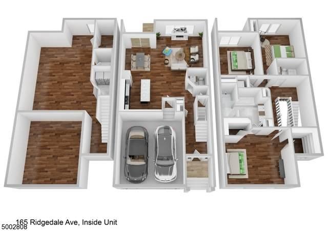 165 Ridgedale Ave #3, Florham Park Boro, NJ 07932 (MLS #3651824) :: SR Real Estate Group