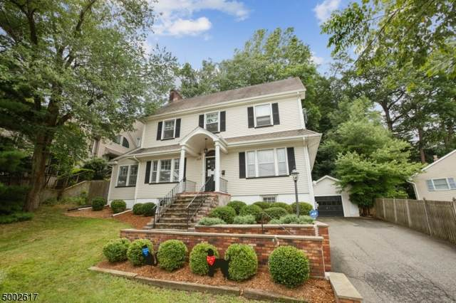 158 Washington St, Morristown Town, NJ 07960 (MLS #3651861) :: Mary K. Sheeran Team