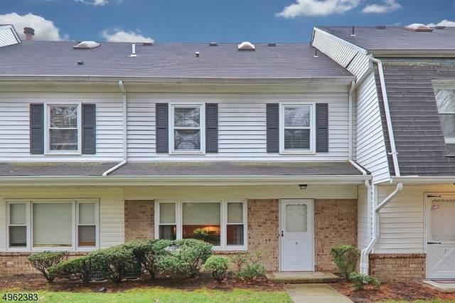6 Tisbury Vlg, Scotch Plains Twp., NJ 07076 (#3651865) :: Daunno Realty Services, LLC