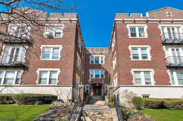 65 Union St C3004 #3004, Montclair Twp., NJ 07042 (MLS #3651937) :: The Karen W. Peters Group at Coldwell Banker Realty