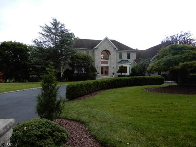 8 Jenna Ct, Scotch Plains Twp., NJ 07076 (#3651995) :: Daunno Realty Services, LLC
