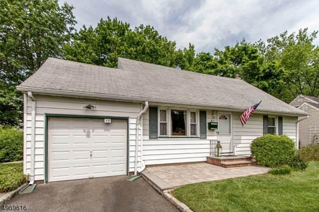 49 Waldon Rd, Fanwood Boro, NJ 07023 (MLS #3652027) :: The Dekanski Home Selling Team