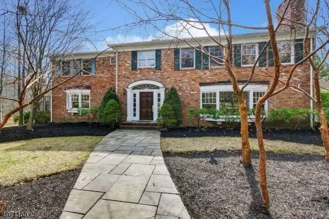 130 Round Top Rd, Bernardsville Boro, NJ 07924 (#3652078) :: Daunno Realty Services, LLC