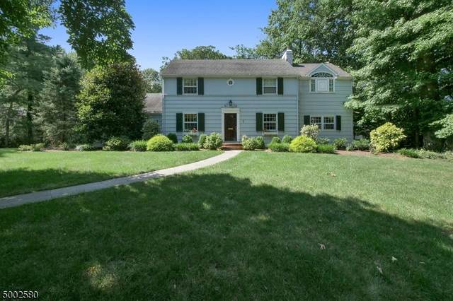 1 Homestead Ct, Millburn Twp., NJ 07078 (MLS #3652093) :: The Debbie Woerner Team