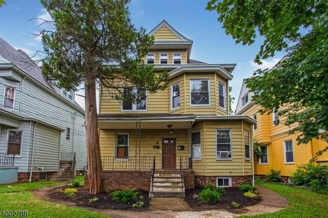 95 Lafayette Ave, Passaic City, NJ 07055 (#3652194) :: NJJoe Group at Keller Williams Park Views Realty