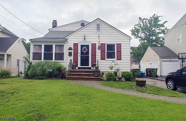 318 Hillside Rd, Linden City, NJ 07036 (MLS #3652213) :: The Dekanski Home Selling Team