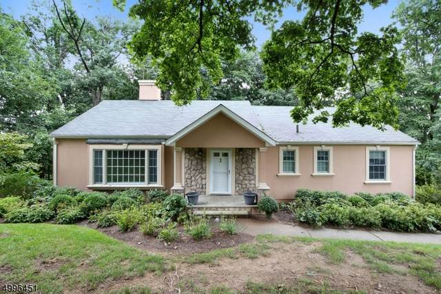 59 Skyline Dr, Morris Twp., NJ 07960 (MLS #3652266) :: The Douglas Tucker Real Estate Team
