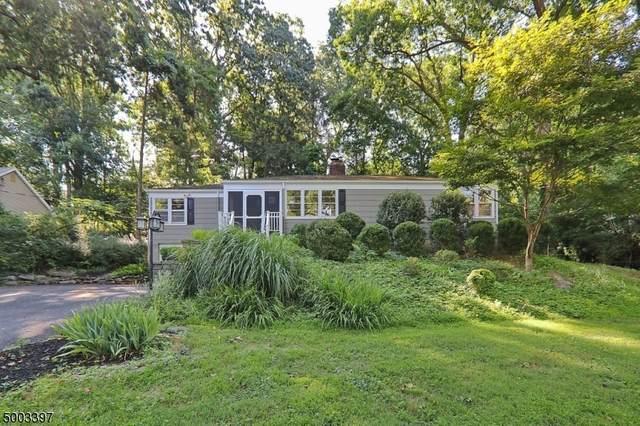 581 Fairmount Ave, Chatham Twp., NJ 07928 (MLS #3652350) :: REMAX Platinum