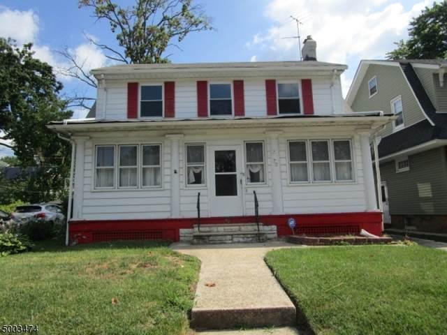 72 Lafayette Ave, East Orange City, NJ 07017 (MLS #3652392) :: RE/MAX Select