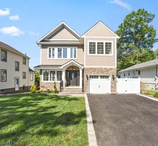 51 Arthur Ter, Kenilworth Boro, NJ 07033 (MLS #3652437) :: The Dekanski Home Selling Team