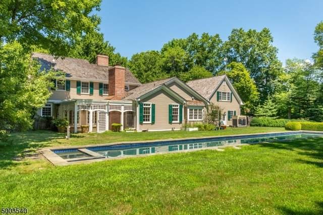 228 Blue Mill Rd, Harding Twp., NJ 07976 (MLS #3652476) :: RE/MAX Select